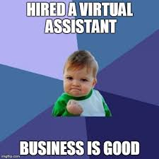 Virtual Assistant Memes on Pinterest | Spaces via Relatably.com