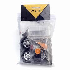 <b>feichao</b> 10pcs Mini Wheels 2*18mm DIY RC Electronic <b>Toy</b> Kit ...