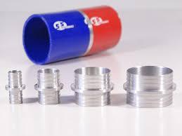 Aluminium Hose Joiner <b>57mm</b> (<b>2.25 Inch</b>)