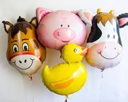 <b>Animal balloons</b> | Etsy