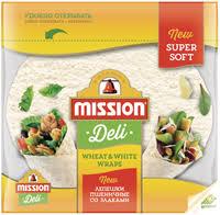 <b>Лепешки</b> тортильи <b>MISSION пшеничные</b> со злаками – купить в ...