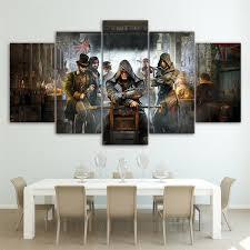2019 <b>Assassins Creed Syndicate</b>,HD Canvas <b>Printing</b> New Home ...