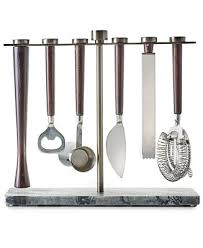 Hotel Collection <b>7</b>-<b>Piece Bar</b> Tool <b>Set</b>, Created for Macy's & Reviews ...