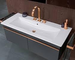 black paint brass bathroom single hand wash basin faucet splash proof cold hot tap