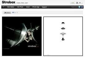 Strobox Pairs Photographs And Their Lighting Schemes  Lifehacker