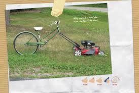 1 bike mower building home office awful