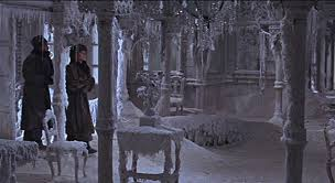 Dr. Zhivago, movie, Russia, snow, winter