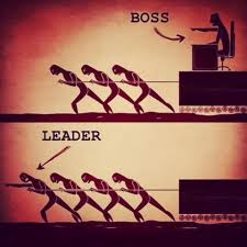 leader vs boss love this one truth leader boss inspire tops