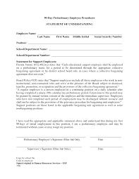 termination paper