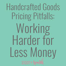 Image result for handmade goods pricing