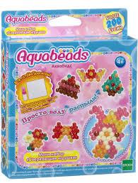 Aquabeads Мини-набор <b>Сверкающие</b> игрушки — купить в ...
