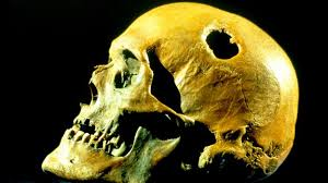 Earth - Why our ancestors drilled holes in each other's skulls - BBC