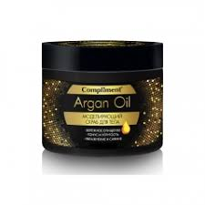 <b>Моделирующий скраб для тела</b> Compliment ARGAN OIL, 300 мл ...
