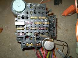 1985 el camino fuse box 1985 wiring diagrams