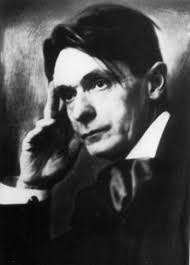 Portraits of Rudolf Steiner 0020. One of Steiner's main ideas was that there should be a less hierarchical approach to business leadership – instead there ... - Portraits-of-Rudolf-Steiner-0020
