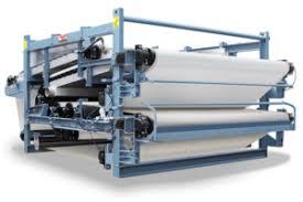 Belt <b>Filter</b> Press – PHOENIX Process Equipment