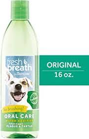 <b>Fresh Breath</b> By <b>Tropiclean</b> Oral Care Water Additive for Pets, 473ml ...