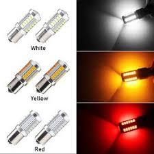 2pcs 1156 7506 BA15S P21W 5630 5730 LED Car Tail Bulb ... - Vova