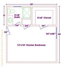 master bedroom measurements  images about master bedroom on pinterest masters master bedrooms and walk in closet