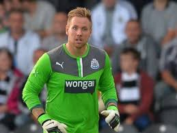 Image result for Rob Elliot  newcastle