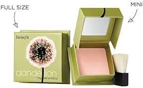 <b>Benefit</b> Dandelion <b>Pretty Pink Pair</b> (7g & 3.5g Duo): Amazon.co.uk ...