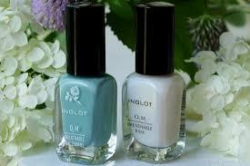 Inglot O2M Breathable Nail Enamel — <b>Дышащие</b> база и <b>лак для</b> ...