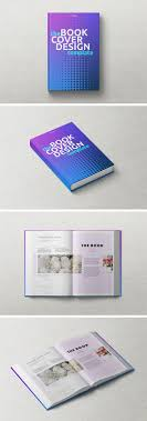 best ideas about book cover design template hardback book mockup vol 2