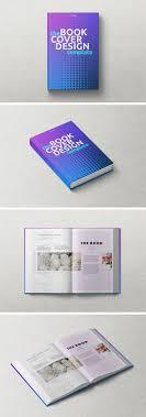 17 best ideas about book cover design template hardback book mockup vol 2