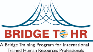 job skills bridge to hr program bridge to hr logo