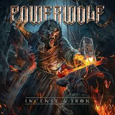<b>Powerwolf</b> – <b>Incense</b> & Iron (2018, File) - Discogs