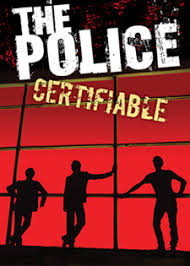 News | 'The Police: Certifiable' DVD now in stores! - Sting
