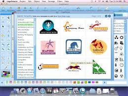 online operator logo creator screenshot