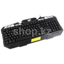 ᐈ <b>Клавиатура Defender Doom Keeper</b> GK-100DL, Black, USB ...
