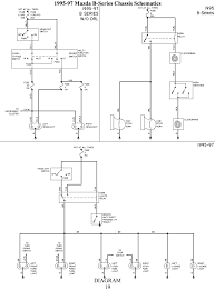 repair guides wiring diagrams wiring diagrams autozone com 20 1995 97 b series headlights w o drl horn 1995 97 parking marker lights chassis schematics