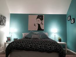 collection blue black bedroom pictures