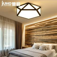 Geometric ceiling <b>lighting modern</b> simple <b>home</b> decoration master ...