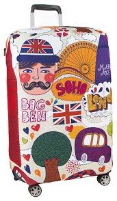 <b>Чехол для чемодана RATEL</b> Travel London L купить по цене 819 с ...