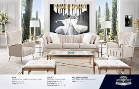 <b>Living Room</b> Sofas — <b>Diamond</b> Sofa