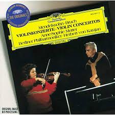 <b>Mendelssohn</b> / Bruch: Violin Concertos by <b>Anne</b>-<b>Sophie Mutter</b> and ...