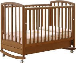 Детская <b>кроватка Гандылян Дашенька качалка</b>
