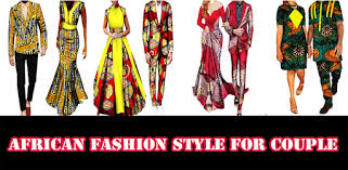 African <b>Fashion Style</b> for <b>Couple</b> - Apps on Google Play