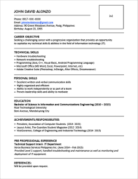 examples of resumes basic resume template 51 samples format examples of resumes basic resume template 51 samples format fresher resume format in word file simple curriculum vitae sample format resume