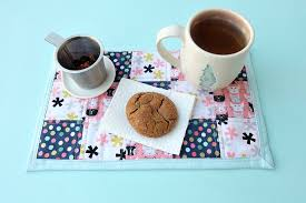 How To Sew A <b>Fabric</b> Scrap <b>Mug</b> Rug Tutorial - Hello Creative Family