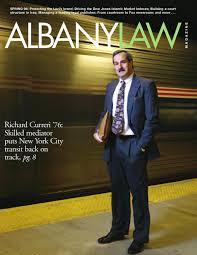 albany law magazine spring by albany law school issuu