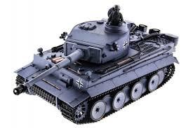 Радиоуправляемый танк <b>Heng Long</b> Tiger / Тигр <b>Li</b>-<b>Ion</b> с дымом 1 ...