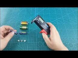 <b>Universal</b> BT-168 <b>Battery Checker</b> Tester - YouTube