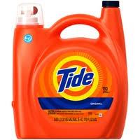 Tide Tide HE Turbo Clean Original <b>Scent</b> Liquid Laundry Detergent ...