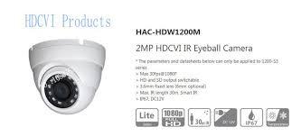 <b>Free Shipping</b> DAHUA <b>2MP 1080P</b> Water-proof IR HDCVI Mini ...