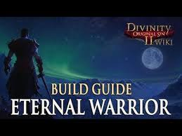 Divinity Original Sin 2 Builds - Eternal Warrior (<b>Death Knight</b> ...