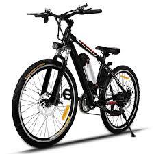 Ancheer 26 inch Wheel <b>Aluminum Alloy Frame</b> Mountain Bike ...
